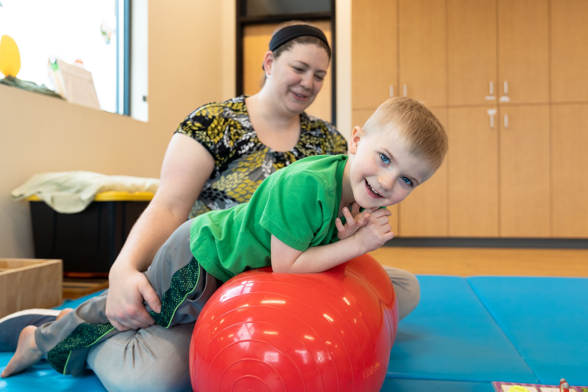 pediatric physical therapy spokane valley